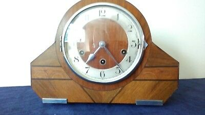 Vintage Whittington and Westminster Chime Mantel Clock