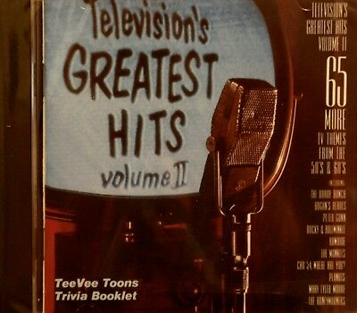 TELEVISION'S GREATEST HITS - Volume #2