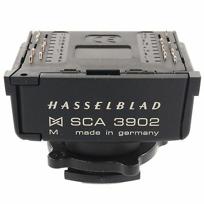 Hasselblad SCA 3902 Flash adapter for H Series as H1 H2 H3 H3D H4D H5D H6D