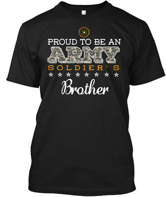 On trend Proud Army Brother - To Be An Soldier's Hanes Hanes Tagless Tee T-Shirt