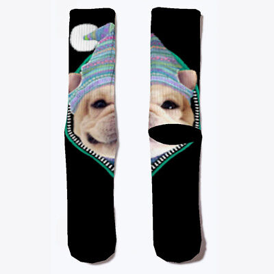 b7fe4ce4d03 Ltd. French Bulldog Lover - Oi Socks Crew Cute Athletic Custom Printed
