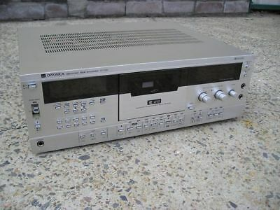 Rare Sharp Rt-7100 Cassette Deck Vintage