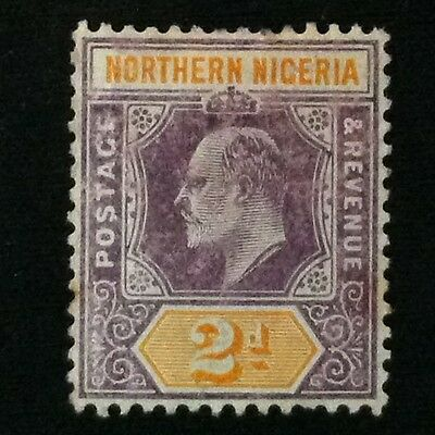 Northern Nigeria  SC #21  Mint H  1905