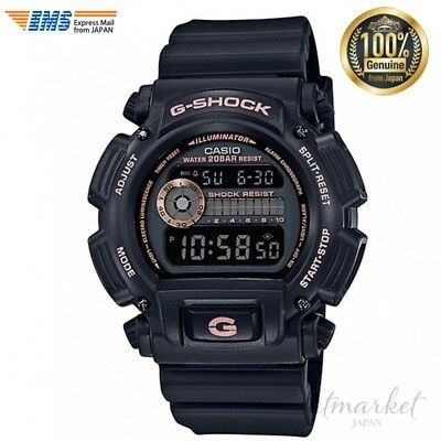 CASIO Watch G-SHOCK Black Rose Gold DW-9052GBX-1A4 Men's overseas model JAPAN