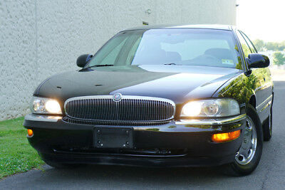 1998 Buick Park Avenue Ultra Supercharged NO RESERVE SEE YouTube Video 1998 Buick Park Avenue Ultra Supercharged NO RESERVE AUCTION SEE YouTube Video