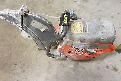 Husqvarna K1260 Power Cutter 4700Rpm / Concrete Cutter