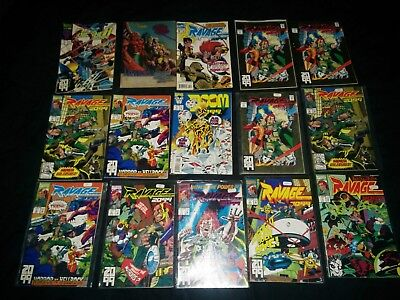 Lot of 28 various Marvel 2099 comic books