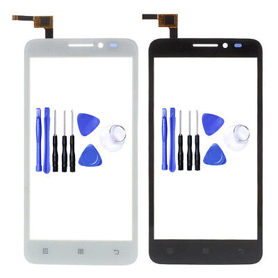 For Lenovo A606 Front Outer Touch Screen Digitizer Sensor Glass Lens Panel