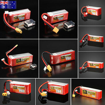 AU!!! 10000mAh-2200mah Lipo Battery For RC Remote Control Helicopter Car Boat