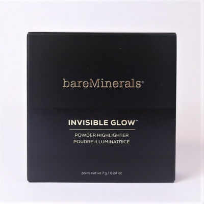bareMinerals Invisible Glow Powder Highlighter , Tan , 7 g / 0.24 oz