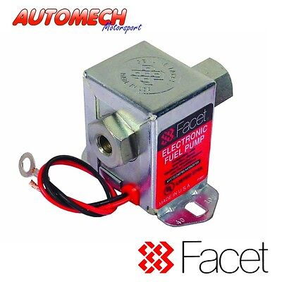 GENUINE Facet Solid State Electronic Fuel Pump 40106 4.0-7.0psi