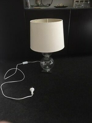 Bedside Lamps in Perfect Condition x 2