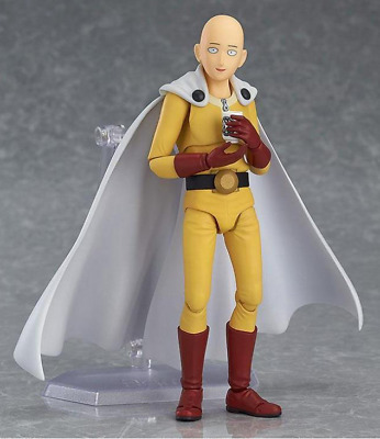 One-Punch Man  movable  édition  Saitama PVC  Amine figurine  with box 16cm