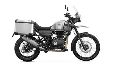 Royal Enfield Himalayan 411cc - Available in 3 colours