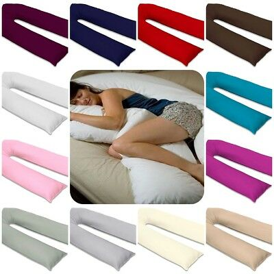 9 Ft / 12 Ft U Pillow & U Case Body / Bolster Maternity Pregnancy Support