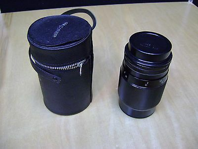 Canon Mount Lens Beck Automatic 1:2.8 F=135Mm  No.77939 Canon Mount Lens