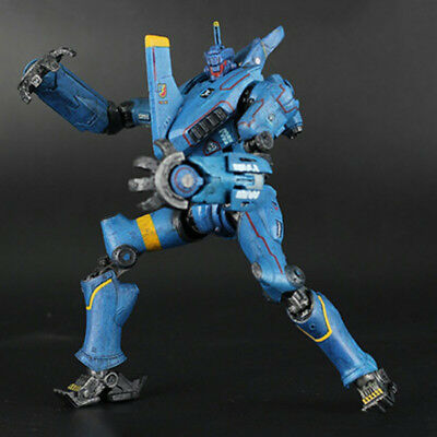 Pacific Rim Crimson Typhoon Gipsy Danger Coyote Tango Action Figure 8 Style