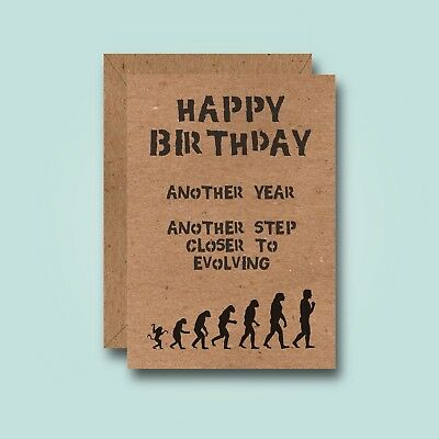 Funny Birthday Cards Teenager Adult Cards Instagram Joke Banter Humour PC675