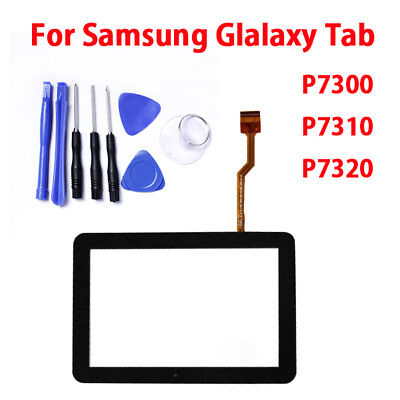 Genuine For Samsung Galaxy Tab P7300 Touch Screen Digitizer Replacement + Tool