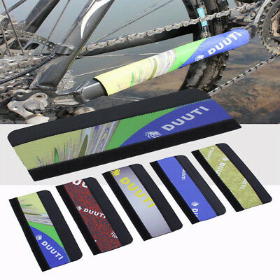 HOT Mountain Bike Bicycle Cycle Front Fork Frame Chain Protector Cover Pad Guard
