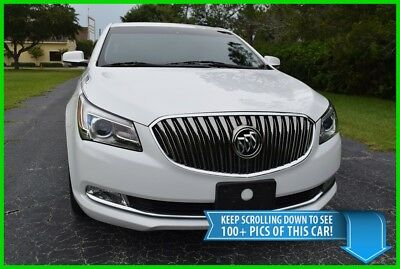 Buick Lacrosse LEATHER - 26K MILES - FACTORY WARRANTY - BEST DEAL ON EBAY verano lucerne regal cxl cadillac cts xts ats dts toyota camry avalon bmw 328i