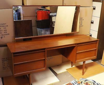 another chance 9b77a ad853 VINTAGE AUSTINSUITE DRESSING Table Teak Mid Century Modern Retro Old 1960s