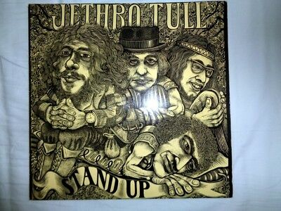 JETHRO TULL - Stand Up   LP D