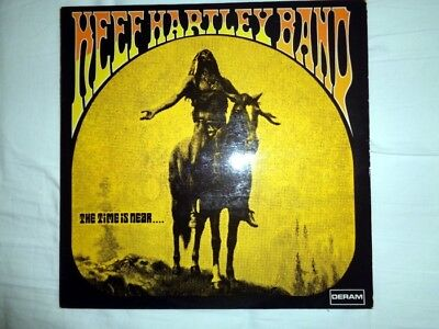 KEEF HARTLEY BAND - The Time Is Near   LP D