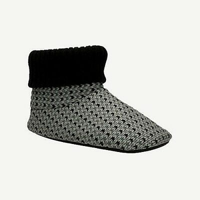 Clarks Mens Womens Unisex slipper boots Lounge carpet indoor Pull on slippers