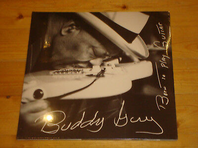 BUDDY GUY Born To Play Guitar ORIG 1st RCA 2 LP NEW SEALED