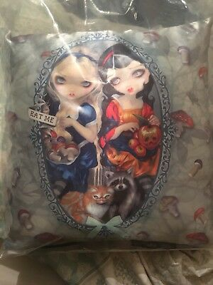Alice In Winderland And Snow White Cushion