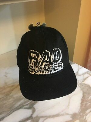 timeless design 92600 af0b7 ... uk no bad ideas snapback rad summer trucker hat cap black 83c89 6be49