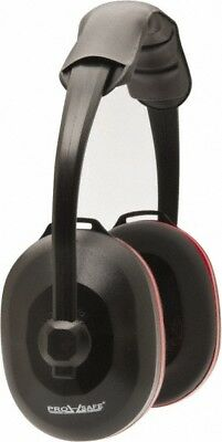 PRO-SAFE Single Position, 26 NRR, Black Earmuffs Over the Head