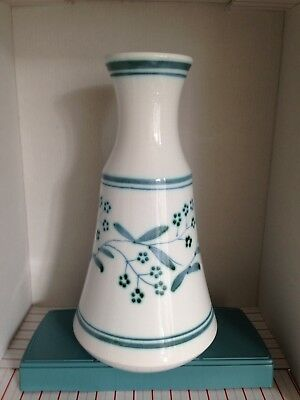 Rye Cinque Ports Pottery Bell Shaped Vase