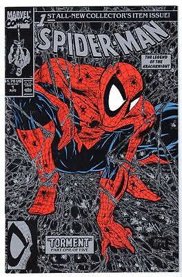 Spider-Man (1990) #1SILVER...Published Aug 1990 by Marvel