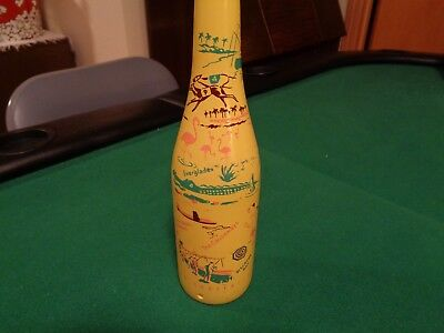 1955 ABCB-NSDA-InterBev Bottlers Convention Bottle Miami