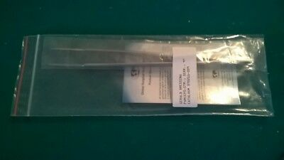 "Gerald Dressing Forceps, Straight, Serrated, 9"", German, (Lot of 3)"