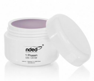 NDED UV LED 1 Phasen-Gel ohne Hitze-Entwicklung All-in-one 15ml
