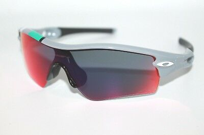 Oakley Radar Path Sunglasses 26-266 Polished Fog Frame W  Positive Red  Iridium 913af75e97