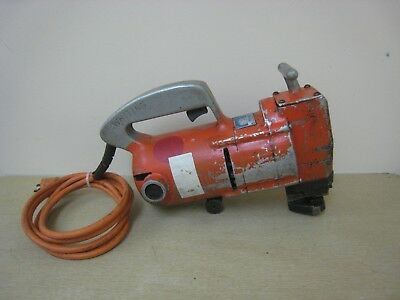 Modern SN41 120V 15A 2.5HP Gobbler Portable Electric Nibbler Used Free Shipping