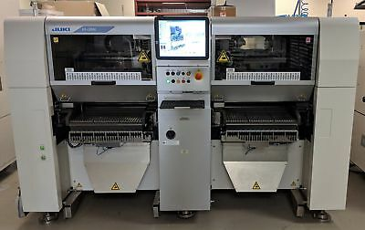 JUKI FX-3RAL FX-3 L size 2013 66K CPH 01005, Electronic feeders FX3 4K hours