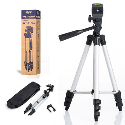 WEIFENG Digital Camera Tripod for Canon Digital Camera Camcorder Nikon Phone