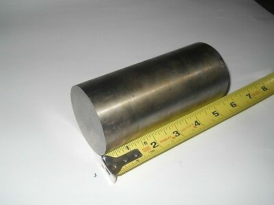 "4140 ROUND STEEL BAR STOCK 4140 ALLOY STEEL (1) 2.63""x11.4"" DRILL ROD/SHAFt"