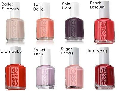 Essie Nail Polish .46fl oz - Choose Any Favorite Color (Summer 2019 Updated!)