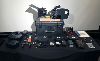 Eclair ACL 1.5 Super 16mm Camera [THE ULTIMATE PACKAGE] ***MOTOR JUST REBUILT***