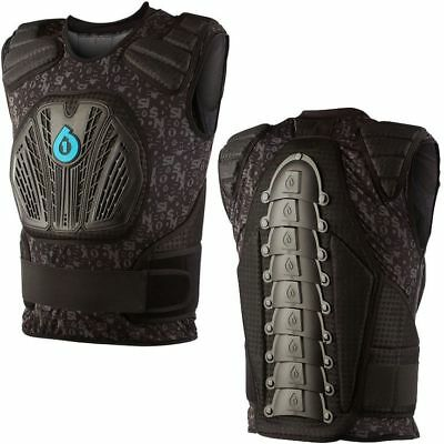 661SixSixOne Core Saver Chest & Back Protector Motocross Bike Body Armor XXL