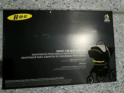 BOB Single Infant Car Seat Adapter for BOB- Chicco keyfit & keyfit 30