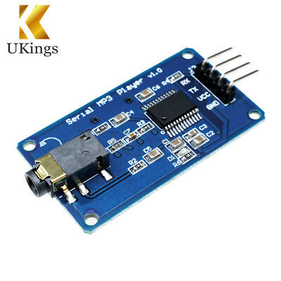 YX5300 UART Control Serial MP3 Music Player Module For Arduino/AVR/ARM/PIC K