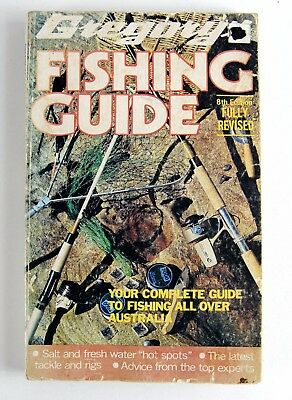 Gregorys 1974 fishing guide No 8 edition