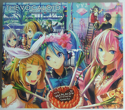 "Hatsune Miku "" THE VOCALOID produced by Yamaha "" CD F/S Japan"